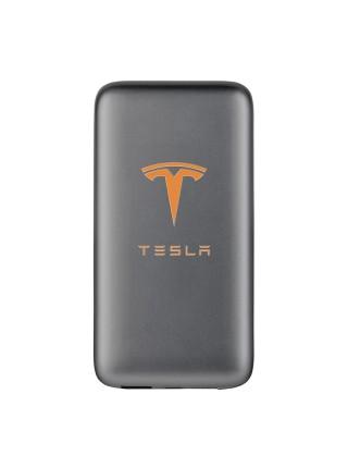 Power bank, 4000 мА/ч, 2,1 A, 1 USB, светящийся логотип, Xoopar-4012