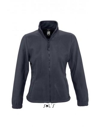 Куртка из флиса SOLS NORTH WOMEN