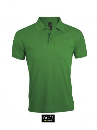 Мужская рубашка поло из полихлопка SOLS PRIME MEN