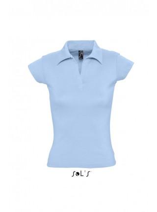 Рубашка поло с американской проймой SOLS PRETTY