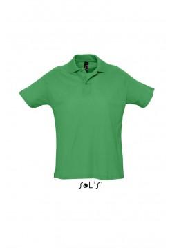Рубашка поло мужская SOLS SUMMER II