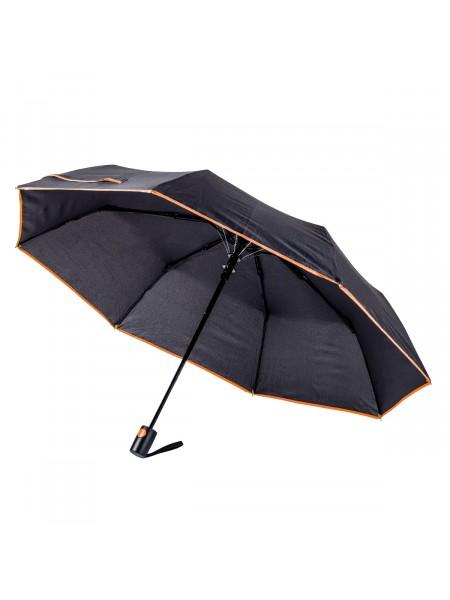 Складной полуавтоматический зонт ТМ Bergamo