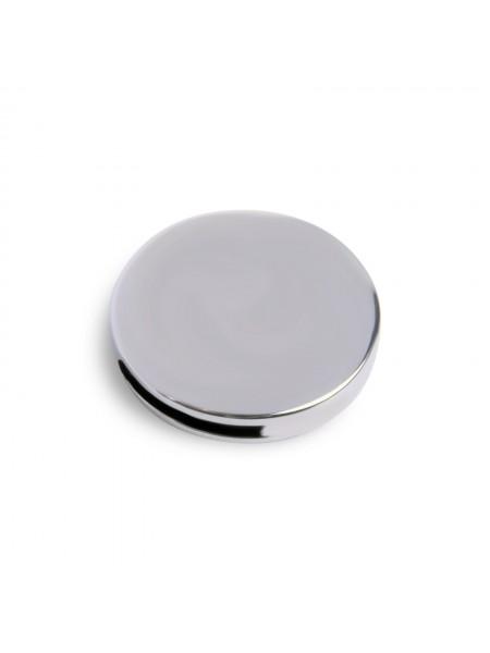 Змінна кругла металева табличка для записної книжки